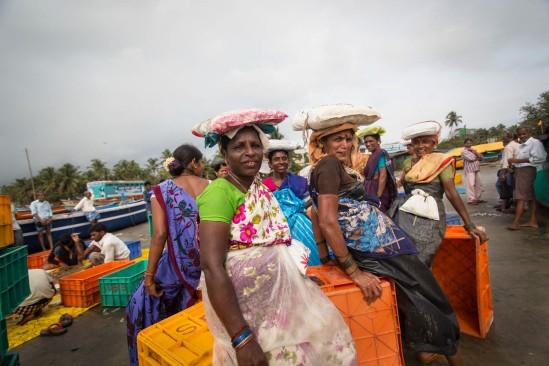 fisherwomen Murudeshwar